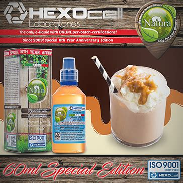 Caramel Nut Premium Liquid 60ml 3mg 60ml milk caramel special edition 3mg high vg eliquid