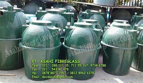 Fiberglass Septic Tank Bio gambar sewage treatment plant atau yang biasa dikenal