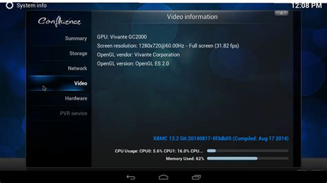 xbmc apk android on review cuboxtv running openelec kodi and android