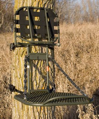 most comfortable hang on treestand family tradition treestands llc lock on systems