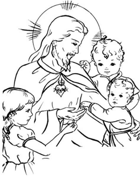 imagenes sagrado corazon de jesus para colorear sagrado corazon de jesus para colorear e imprimir