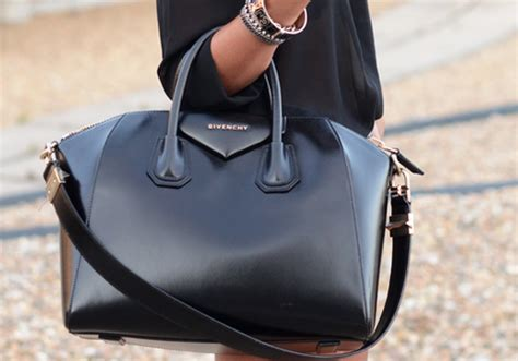 Tas Bag Givenchy Large 50250vb wearing the givenchy antigona bag