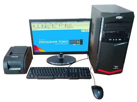 Ram Komputer Lengkap promo komputer kasir lengkap rp 7 600 000 di kota banda aceh 2017 gt jenis jenis mesin barcode