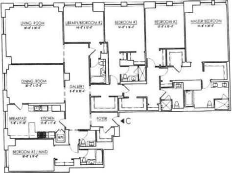 15 cpw floor plans 15 cpw 15 central park west lincoln square condos for sale