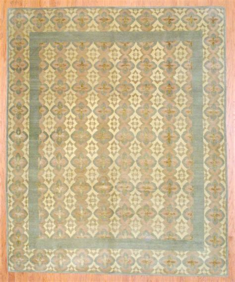 Knotted Rugs by Tibetan Knotted Rug 8 X 10 Herat Rugs