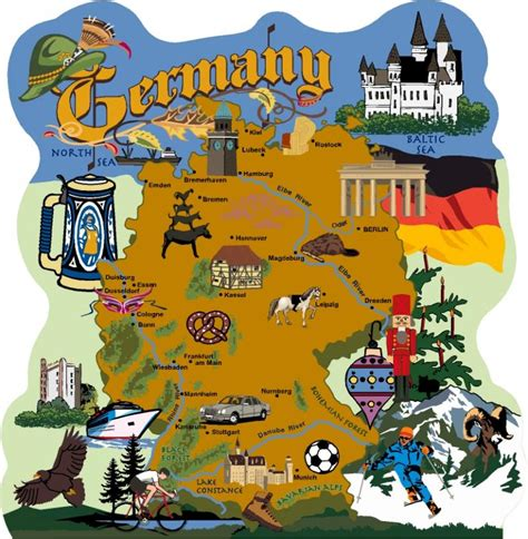 map fo germany germany map the cat s meow