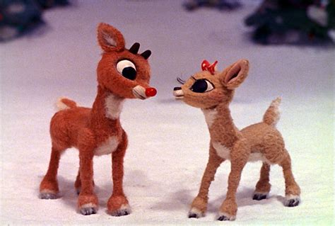 rudolph the red nosed reindeer rudolph flies away with reader poll on animated holiday
