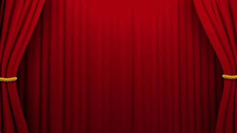 open curtains red curtains open white background stock footage video