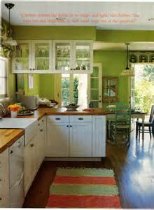 green and white kitchen cabinets green and white kitchen bright and happy with warm tones