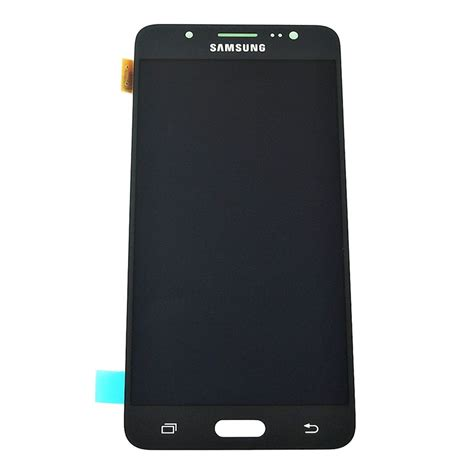 samsung galaxy   lcd display black