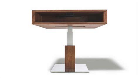 adjustable coffee table luxury height adjustable coffee table team 7 lift from