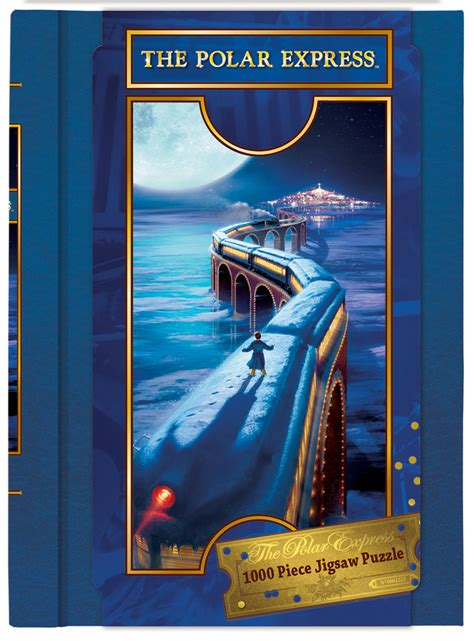 polar express book pictures the polar express book boxes jigsaw puzzle