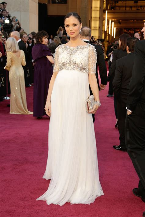 Oscars Fashion: The Top Pregnant Celebrities on the Oscars