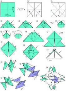 оригами из бумаги видео