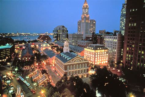Boston Ma places to visit in boston usa faneuil marketplace tourist destinations