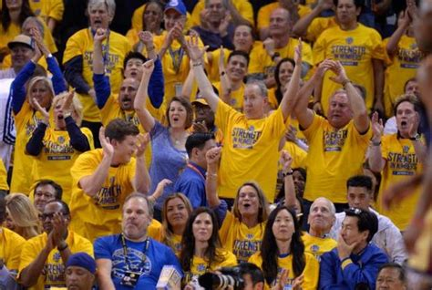 golden state warriors fans nba playoffs how rabid warriors fan loyalty developed