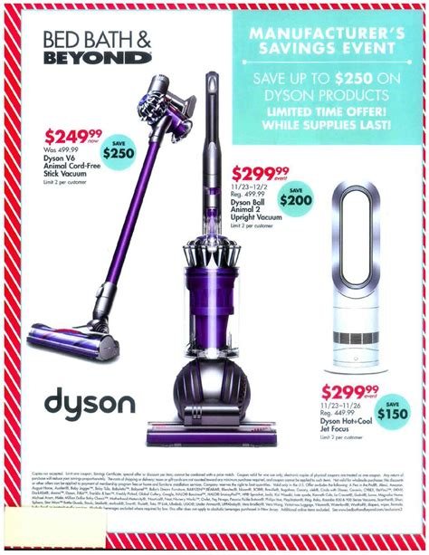 bed bath and beyond sale ad bed bath and beyond black friday 2017 ad scan deals and