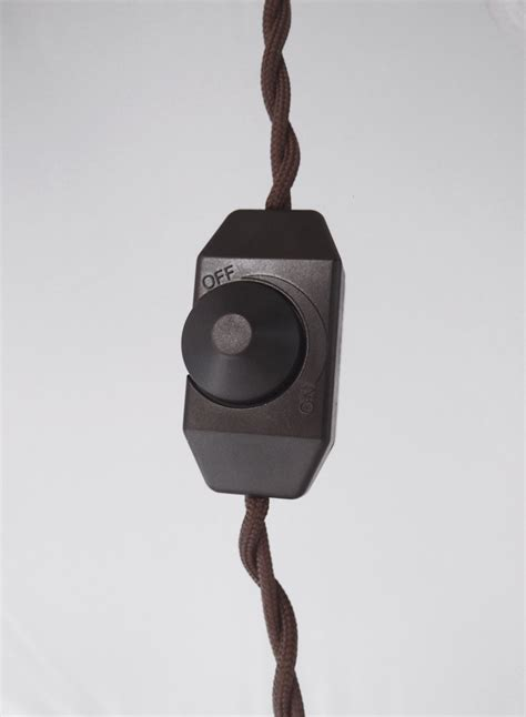 small light socket kit single gold socket vintage pendant light cord w dimmer