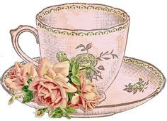 Pink Kitchen Canister Set vintage autumn tea cup clipart google search the arts