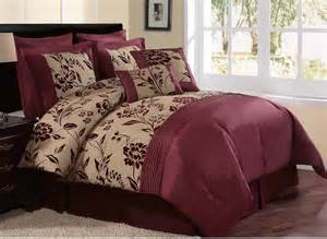 Burgundy Queen Comforter Burgundy Queen Comforter Sets Beautiful Bedroom