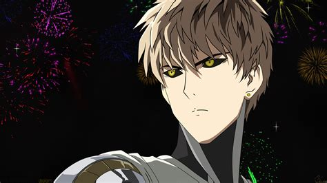 wallpaper android hd one punch man one punch man genos beautiful wallpapers 6385 hd