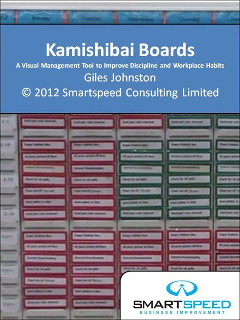 kamishibai card template kamishibai boards a visual management tool to improve