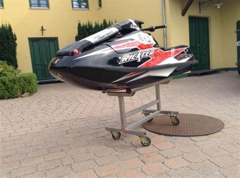 motorboot jetski jetski rickter fs1 jet in glinde motorboote kaufen und