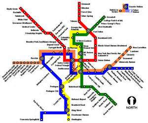 Dc Map With Metro Stops by File Wmata System Map Png Wikipedia
