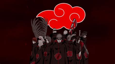 wallpaper bergerak akatsuki wallpaper engine naruto akatsuki wallpaper live download