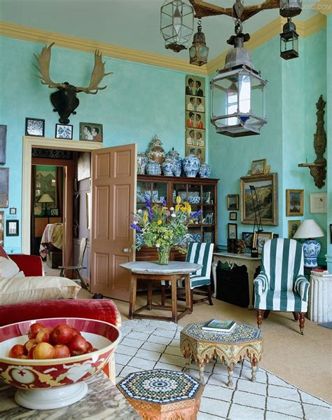 House And Home Decor Eccentric Style Style Country In 2019