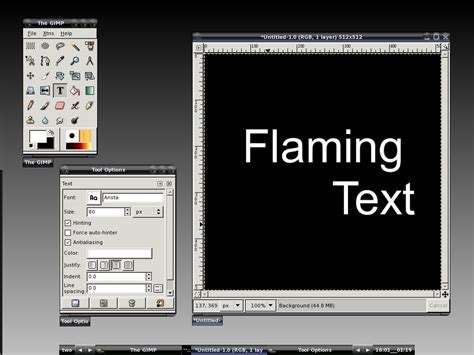 text tutorial in gimp gimp text tutorials bing images