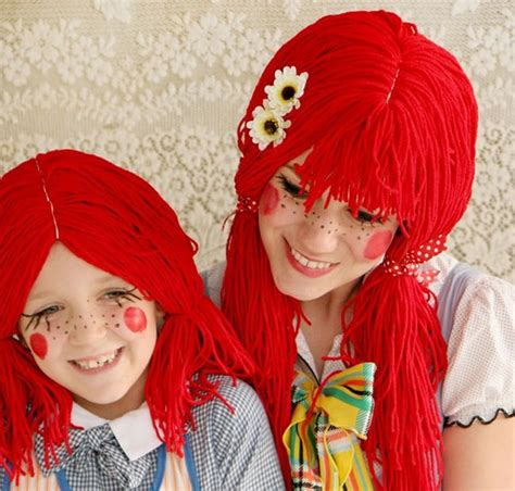 rag doll hairstyles 25 last minute hair make up ideas for hello glow