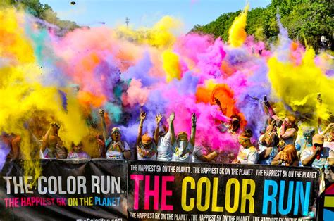 what is the color run win tickets to the color run northglen news