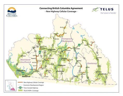 Telus Lookup Bc Telus Expanding Coverage In Columbia