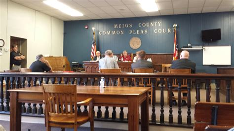 Meigs County Common Pleas Court Records Davenport Stands As An Indepenent Candidate For