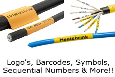 cable and wire markers labels and identification systems