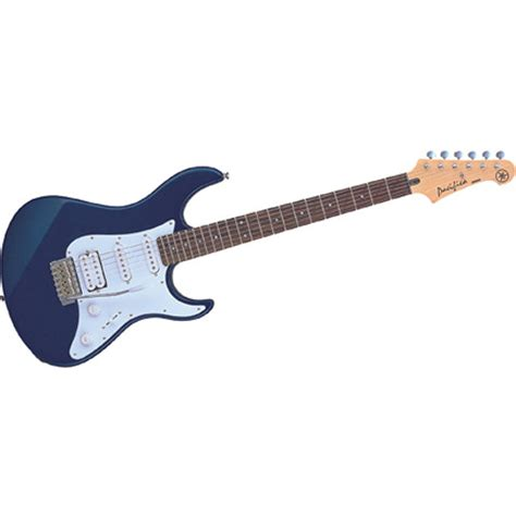Harga Gitar Yamaha Pacifica Pac012 yamaha pac012 pacifica cutaway pac012metallicblue b h