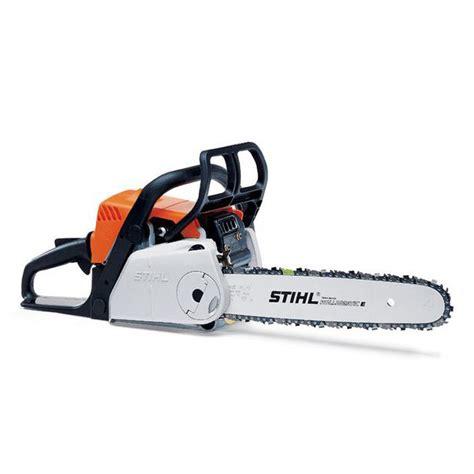 Gergaji Mesin Potong Kayu Chainsaw Stihl Ms250 Ms 250 18 jual mesin potong kayu chainsaw stihl ms 180 16
