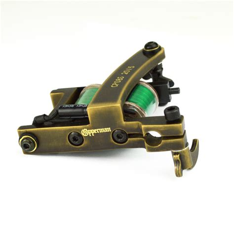 tattoo machine frame copperman machine saber with cnc frame shader