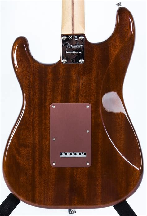 Fender Limited Edition Exotic Woods Stratocaster Okoume