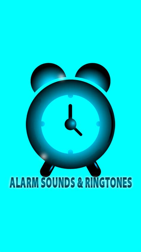 android alarm sounds alarm sounds and ringtones free android app android freeware