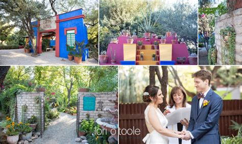 Tucson Botanical Gardens Wedding Lori O Toole Photography Tucson Az Wedding Photography