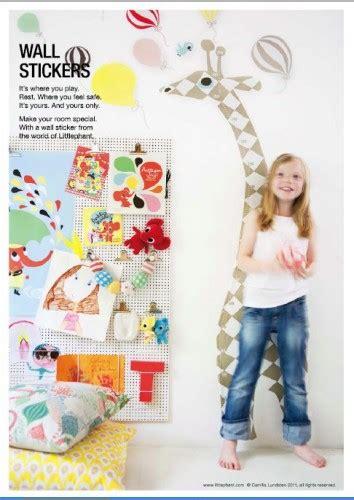Giraffe Ruler Wall Sticker wallsticker giraffe is a ruler meassuring giraffe