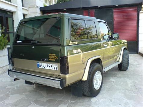 nissan patrol 1990 interior sohrab tipo 1990 nissan patrol specs photos modification
