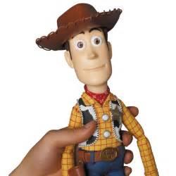 medicom release replica woody toy story 20th anniversary diskingdom disney