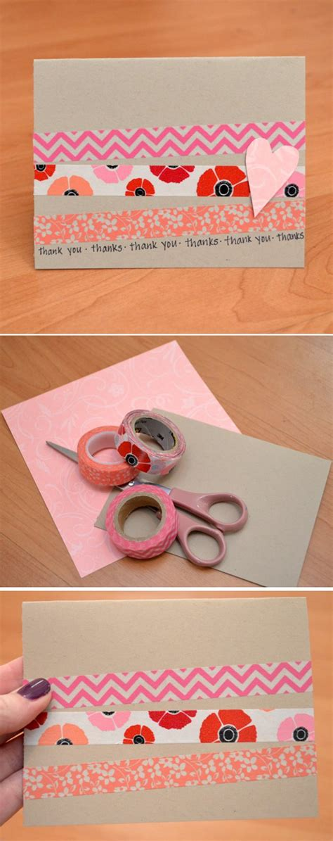 card diy ideas 78 best washi ideas diy projects for