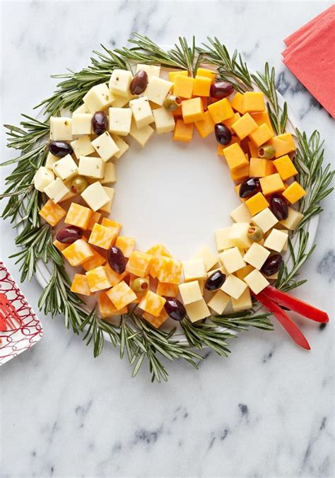 Snack Natal appetizers and ideas