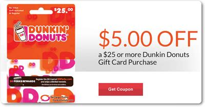 Discounted Dunkin Donuts Gift Cards - i heart rite aid rite aid facebook coupons 11 18 13