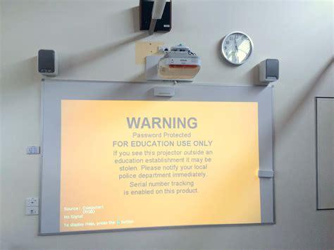 epson eb wi projector rings true  bellbridge primary