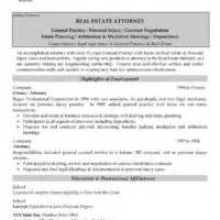 Real Estate Attorney Resume by Looking Attorney Resume Sle Featuring Exle Summary Of Qualifications And Work Expozzer